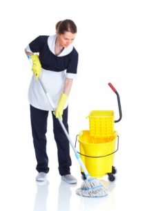 Cleaning Processes - How Do You Get Your Home Spotless?